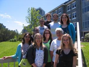 Lab Group Summer 2014